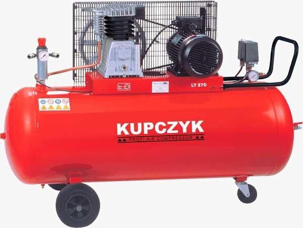 KUPCZYK Kompresor Sprężarka KK 470/270
