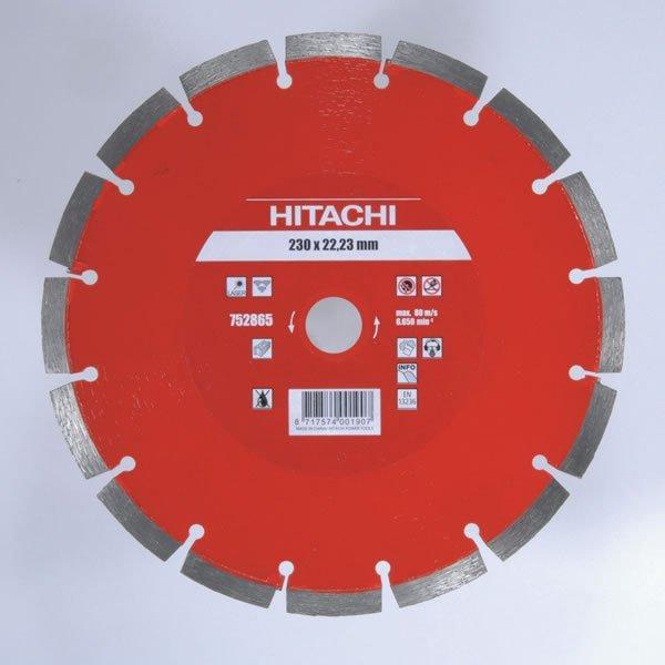 Tarcza diamentowa 125x22,2x10 do materiałów abrazyjnych segmenty spawane laserowo
