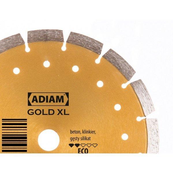 Adiam tarcza diamentowa GOLD XL  Ø350x25,4mm