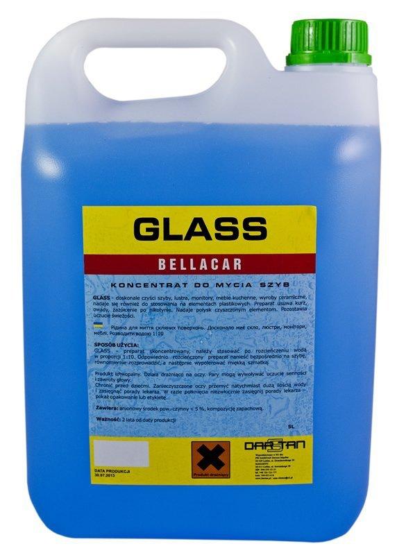Koncentrat do mycia szyb i lusterek 5kg GLASS
