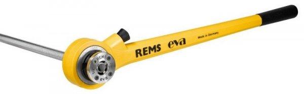 """REMS eva R 1/2 - 3/4"""" Gwintownica ręczna"""
