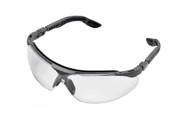 Okulary ochronne, przezroczyste szkła