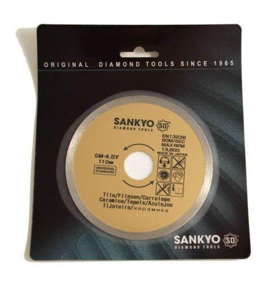 Tarcza diamentowa 250 mm do cięcia glazury ceramiki szkła terakoty SM-10Y ciągła 250 x 1,6 x 5 x 25,4mm