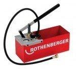 ROTHENBERGER TP 25 pompa kontrolna