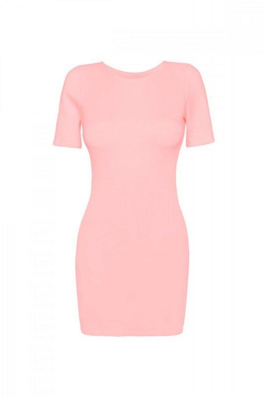 Sukienka Whitney - brzoskwiniowy