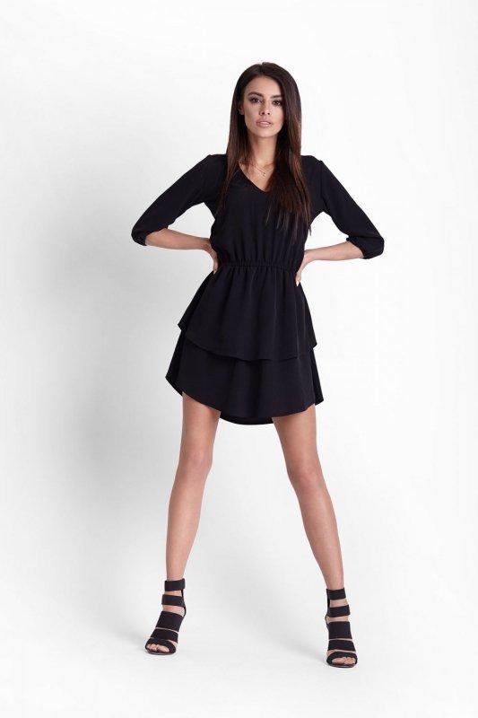 Sukienka Lucinda - czarny