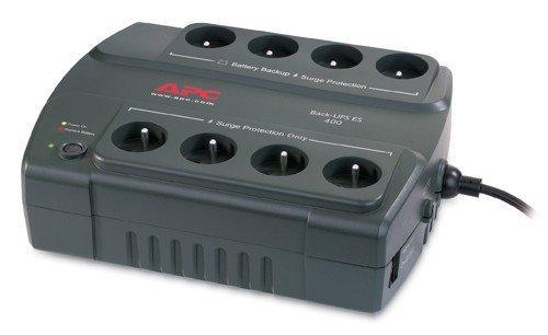 APC BACK-UPS ES 400VA 230V            BE400-CP
