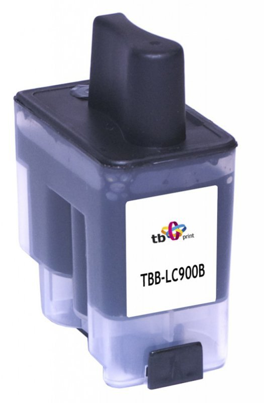 TB Print Tusz do Brother LC900 TBB-LC900B BK 100% nowy