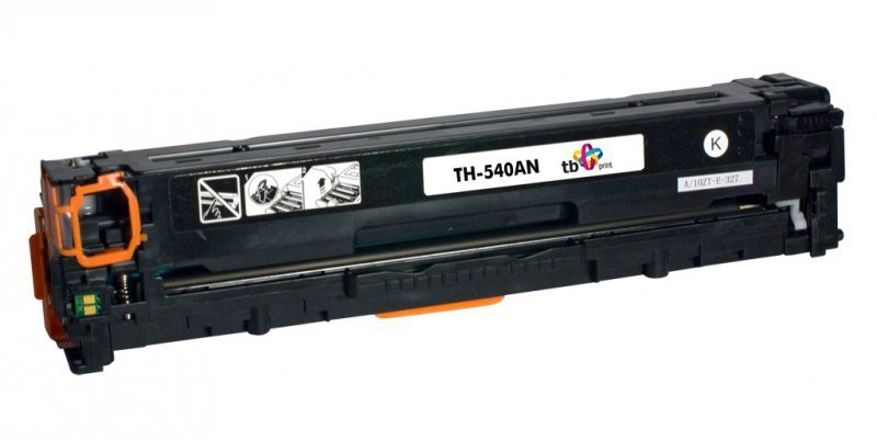 TB Print Toner do HP CM1215 TH-540AN BK 100% nowy