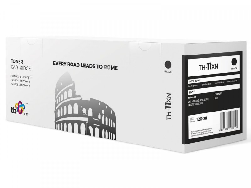 TB Print Toner do HP LJ 2410 TH-11XN BK 100% nowy