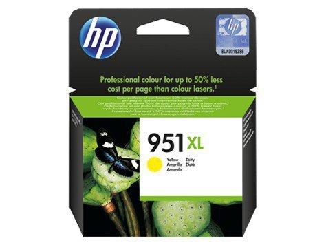 HP Inc. Tusz nr 951 Żółty XL CN048AE