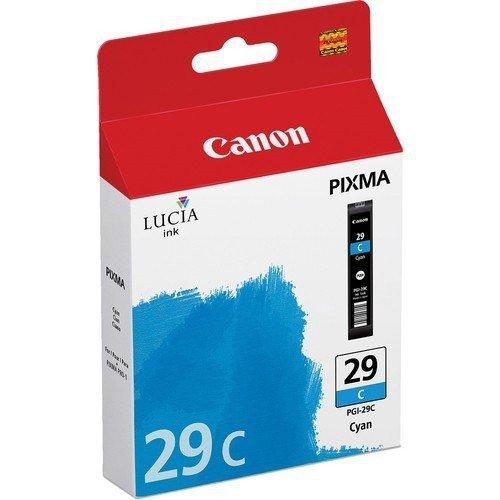 Canon Tusz PGI-29C Cyan 4873B001
