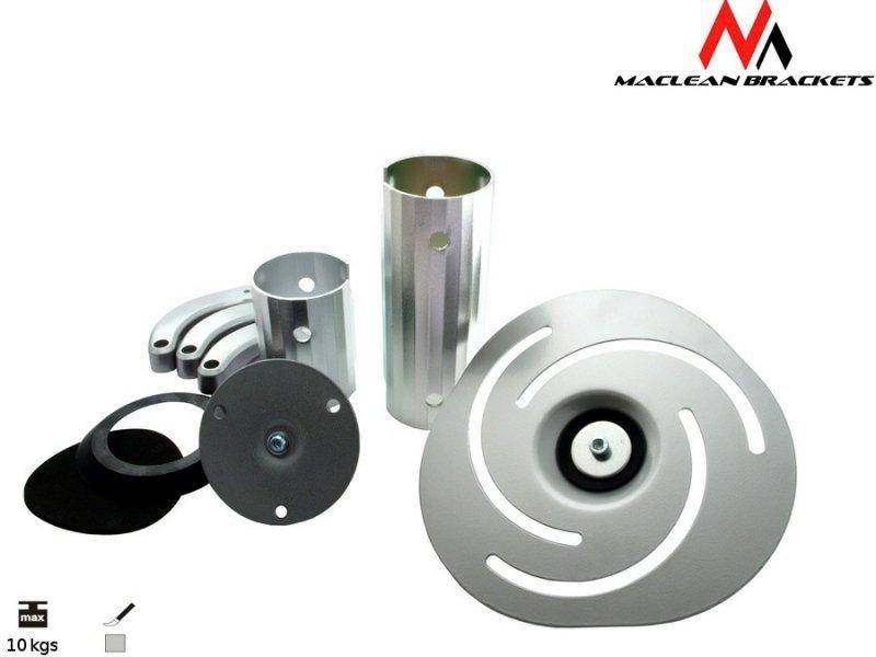 Maclean Uchwyt do projektora sufitowy MC-517S Odległość: 80mm - 980mm