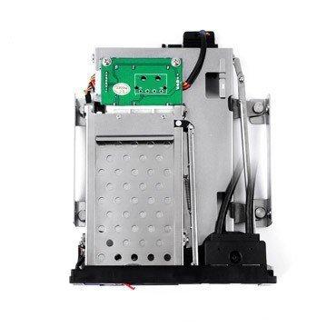 "Thermaltake Kieszeń na HDD - Rack Panel 2xUSB 3.0 SATA3 3,5"" + 2,5"",czarna"