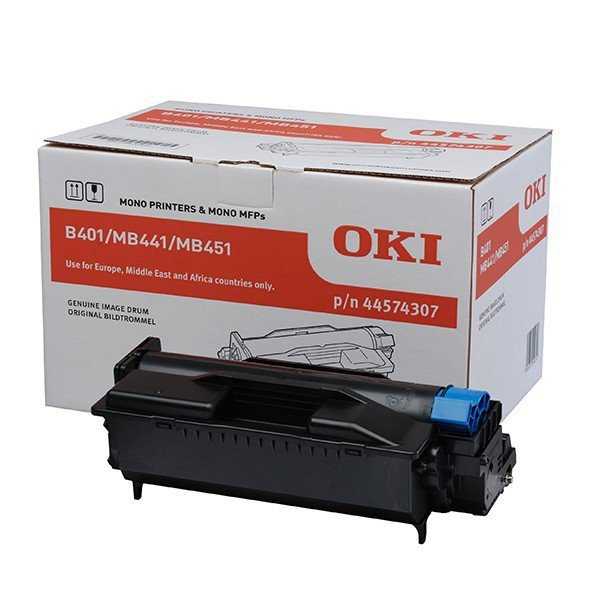 OKI Bęben BLACK 25k do B401/MB441/451  44574307