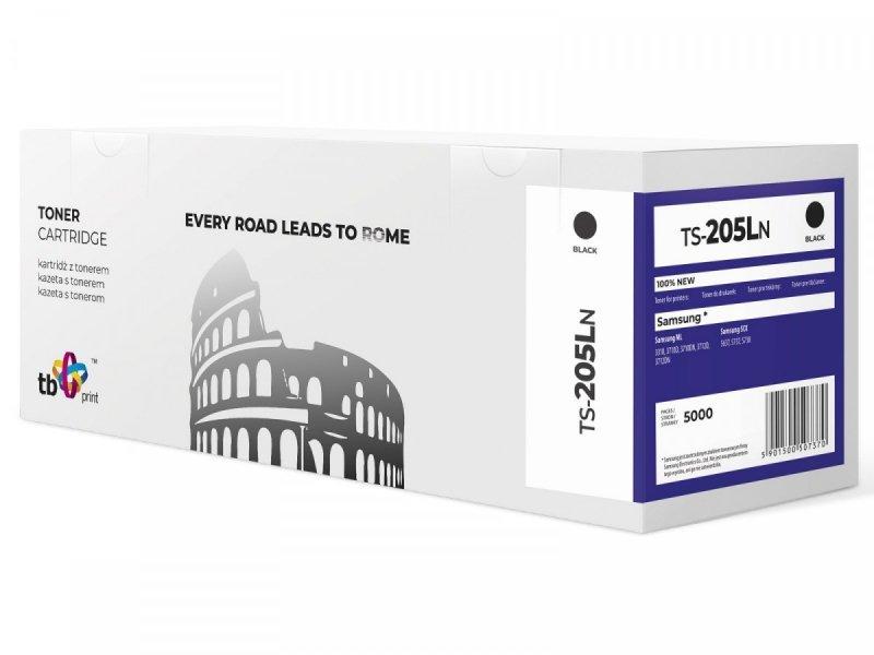 TB Print Toner do Samsung ML3710 TS-205LN BK 100% nowy