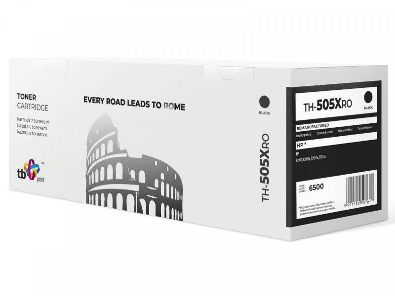 TB Print Toner do HP P2055 X TH-505XRO BK ref.