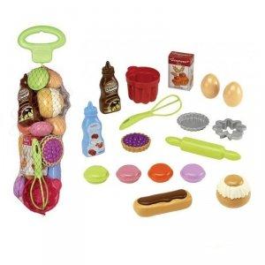 Ecoiffier Zestaw Produktów Spożywczych Do Wypieków