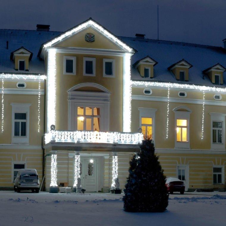 LAMPKI CHOINKOWE 200 LED MULTIKOLOR ZEWNĘTRZNE