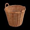 Osłonka na doniczkę 24cm - sklep z wiklina - zdjęcie