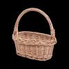 Koszyczek Wielkanocny Mini (Owalny) - Sklep z wiklina - zdjęcie