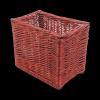 Skrzynka wysoka (Wenge/28cm) - sklep z wiklina - zdjęcie
