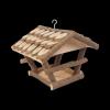Karmnik dla ptaków (Łuska/Duży) - sklep z wiklina - zdjęcie