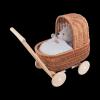 Wózek dla lalek (Standard/53cm) - sklep z wiklina - zdjęcie