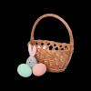Koszyczek Wielkanocny (ażurek) - sklep z wiklina - zdjęcie