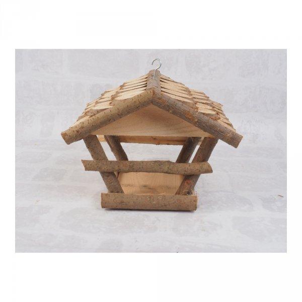 Karmnik dla ptaków (Łuska/Średni) - sklep z wiklina - zdjęcie 1