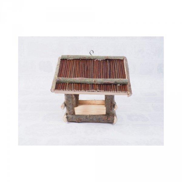 Karmnik dla ptaków (Patyczki/Średni)- sklep z wiklina - zdjęcie 2