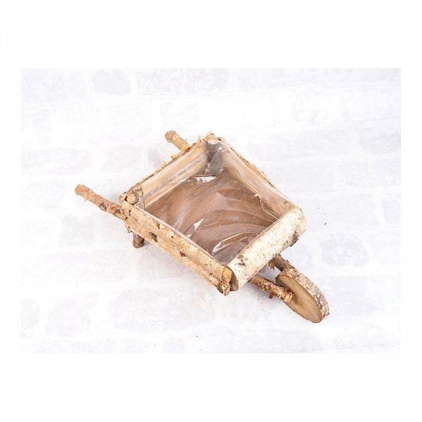 Donica brzozowa (taczka) - sklep z wiklina - zdjęcie 2