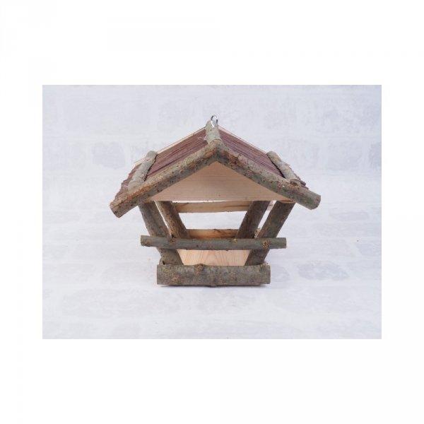 Karmnik dla ptaków (Patyczki/Średni)- sklep z wiklina - zdjęcie 1
