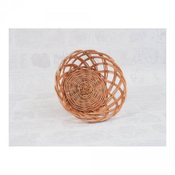 Tacka ażurowa (Okrągła/23cm)- sklep z wiklina - zdjęcie 2