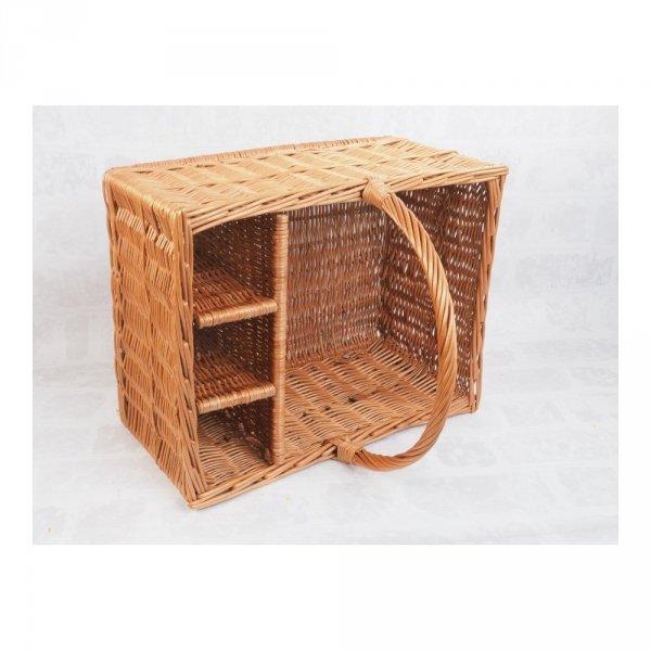 Kosz piknikowy (Prostokąt/50cm) - sklep z wiklina - zdjęcie 1