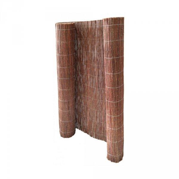 Mata ogrodowa (5m/1,8m) - sklep z wiklina - zdjęcie