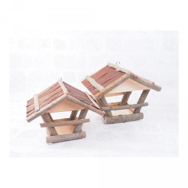Karmnik dla ptaków (Patyczki/Duży)- sklep z wiklina - zdjęcie 1