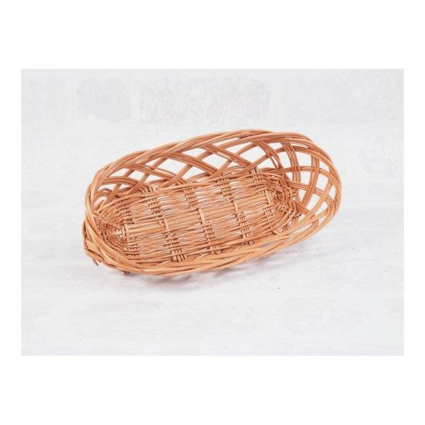 Tacka ażurowa(Owalna/30cm) - sklep z wiklina - zdjęcie 1