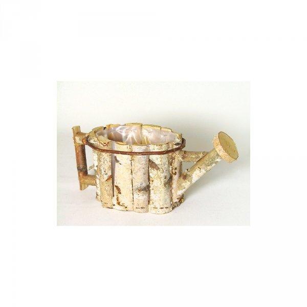 Donica brzozowa (konewka) - sklep z wiklina - zdjęcie