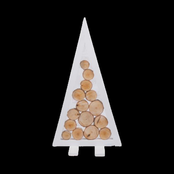 Choinka Drewniana (Plaster/50cm) - sklep z wiklina - zdjęcie
