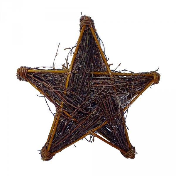 Gwiazda (Duża) - sklep z wiklina - zdjęcie