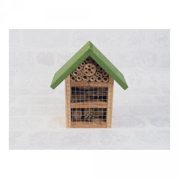 Ekologiczna budka dla owadów (wzór 2) - sklep z wiklina - zdjęcie 2