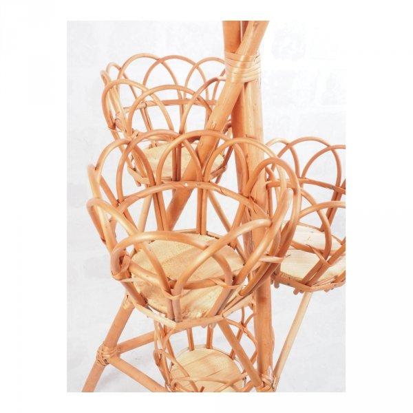 Stojak na kwiaty (Ażur/2D) - Sklep z wiklina -  zdjęcie 1