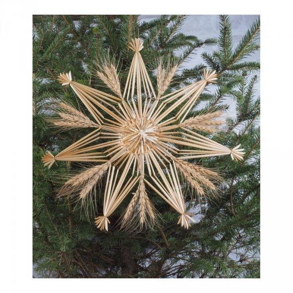 Gwiazda słomiana (Duża) - sklep z wiklina - zdjęcie 2