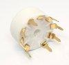 Podstawka Noval 9pin druk typ1 Gold