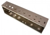 Chassis Tweed Deluxe 5E3 chrom