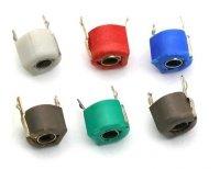 Trymer ceramiczny kondensator 15pF - 70pF