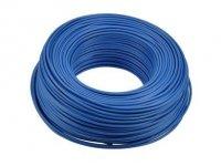 Kabel jednożyłowy niebieski 1x0,75mm H05