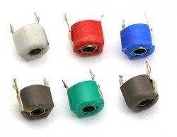 Trymer ceramiczny kondensator 1,5pF - 5pF
