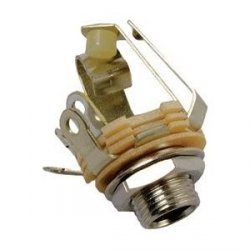 Gniazdo Jack Switchcraft 6,3mm Mono SC-13